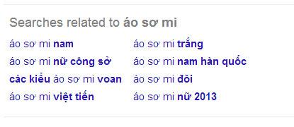 tim tu khoa hieu qua bang google suggest
